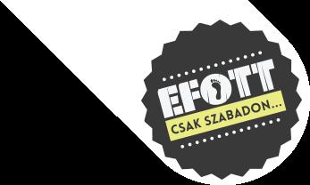 Pályázat az EFOTT fesztiválon való megjelenésre